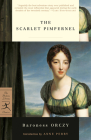 Scarlet Pimpernel PB (Revised) (Modern Library Classics) Cover Image