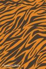 Password Book: Include Alphabetical Index with Tiger Stripes Cover Image