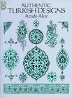 Authentic Turkish Designs (Dover Design Library) Cover Image