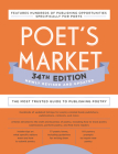 Poet's Market 34th Edition: The Most Trusted Guide to Publishing Poetry Cover Image