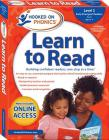 Hooked on Phonics Learn to Read - Level 2: Early Emergent Readers (Pre-K | Ages 3-4) Cover Image