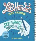 The Left-Hander's 2020 Weekly Planner Calendar Cover Image