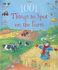 1001 Things to Spot on the Farm Cover Image