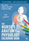 The Nurse's Anatomy and Physiology Colouring Book Cover Image