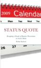 STATUS QUOTE-Recapping a Decade of Random Observations via Social Media Cover Image
