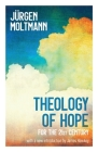 Theology of Hope: For the 21st Century Cover Image