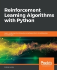 Reinforcement Learning Algorithms with Python Cover Image