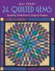 24 Quilted Gems Cover Image