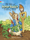 The Tale of Peter Rabbit: A Coloring Book (Dover Coloring Books) Cover Image