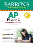 AP Physics 2: With 4 Practice Tests Cover Image