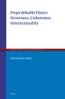 Pirqei Derabbi Eliezer: Structure, Coherence, Intertextuality (Ancient Judaism and Early Christianity #96) Cover Image
