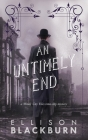 An Untimely End Cover Image