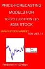 Price-Forecasting Models for Tokyo Electron Ltd 8035 Stock Cover Image