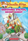 Geronimo Stilton, Secret Agent Cover Image