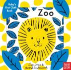 Baby's First Cloth Book: Zoo Cover Image