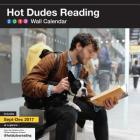 Hot Dudes Reading 2018 Wall Calendar Cover Image