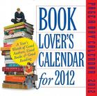 Book Lover's 2012 Calendar Cover Image