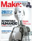 Robot Workshop (Make: Technology on Your Time #45) Cover Image