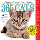 365 Cats Page-A-Day Calendar 2017 Cover Image