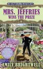Mrs. Jeffries Wins the Prize (Victorian Mysteries) Cover Image