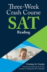 Three-Week SAT Crash Course - Reading Cover Image