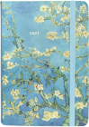 2021 Almond Blossom Weekly Planner Cover Image