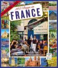 365 Days in France Picture-A-Day Wall Calendar 2019 Cover Image