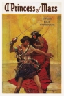 A Princess of Mars by Edgar Rice Burroughs Cover Image