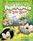The Secret Society (Poptropica Book 3) Cover Image