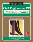 Civil Engineering Pe Practice Exams: Breadth and Depth Cover Image