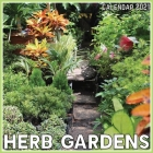 Herb Gardens Calendar 2021: Official Herb Gardens Calendar 2021, 12 Months Cover Image