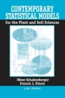Contemporary Statistical Models for the Plant and Soil Sciences [With CD-ROM] Cover Image