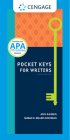 Pocket Keys for Writers with APA Updates, Spiral Bound Version Cover Image