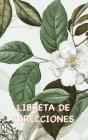 Libreta de Direcciones: Libro de Direcciones Flor del Cerezo con Espacio Suficiente para 150 Nombres, Direcciones, Números de Teléfono de Casa Cover Image