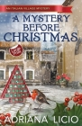 A Mystery Before Christmas: Large Print Cover Image