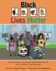 Black Deaf Lives Matter: A fun coloring & activity book about Black Deaf life, history, culture & sign language Cover Image