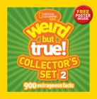 Weird But True! Collector's Set 2 (Boxed Set): 900 Outrageous Facts Cover Image