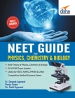 NEET Guide for Physics, Chemistry & Biology Cover Image