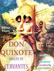 Don Quixote: [Complete & Illustrated] Cover Image