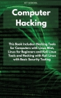 Computer Hacking: This Book Includes: Hacking Tools for Computers with Linux Mint, Linux for Beginners and Kali Linux Tools and Hacking Cover Image