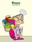 Nonne Libro da Colorare 1 Cover Image
