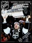 National Hockey League Official Guide & Record Book 2015 (National Hockey League Official Guide an) Cover Image