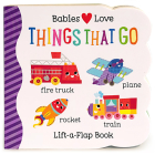 Babies Love Things That Go Cover Image