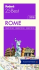 Fodor's Rome 25 Best (Full-Color Travel Guide #13) Cover Image