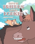 Let's Be Friends Little Donkey Cover Image