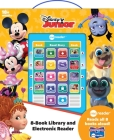 Disney Junior [With Electronic Reader] (Me Reader) Cover Image