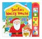 Santa's Noisy House Cover Image