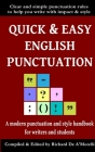 Quick & Easy English Punctuation Cover Image
