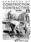 Handbook of Construction Contracting Vol 1 Cover Image