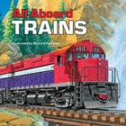 All Aboard Trains (All Aboard 8x8s) Cover Image